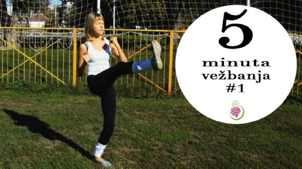 5-ominutno vežbanje – Novi Sad, Srbija