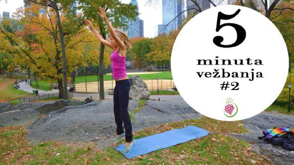 5-ominutno vežbanje – Njujork, SAD