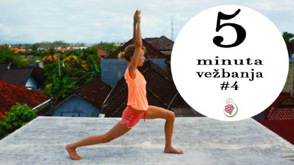 5-ominutno vežbanje – Bali, Indonezija