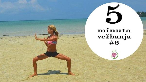 5-ominutno vežbanje – Pangan, Tajland