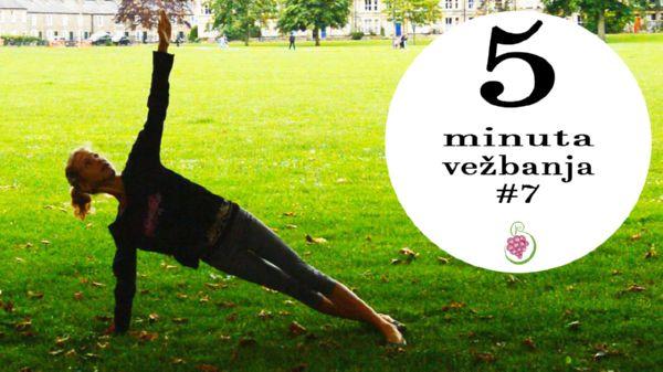 5-ominutno vežbanje – Kembridž, Engleska