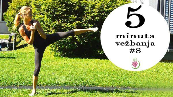 5-ominutno vežbanje – Cirih, Švajcarska