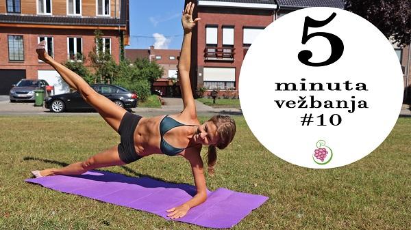 5-ominutno vežbanje – Morcel, Belgija