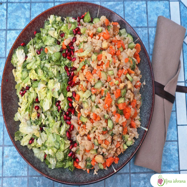Sirova ruska salata