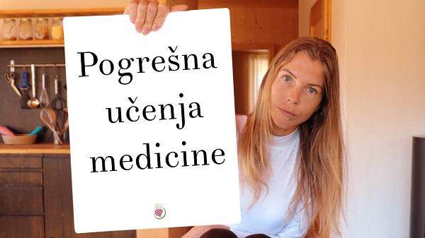 Pogrešna učenja medicine