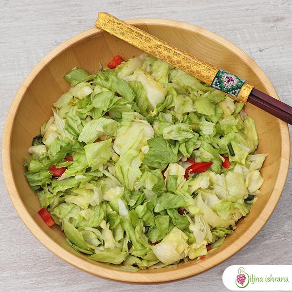 Ukusna Ajsberg salata