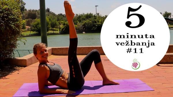5-ominutno vežbanje – Ranana, Izrael